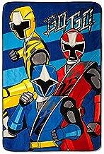Power Rangers Blanket Oversized Plush 62