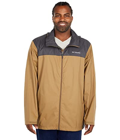 Columbia Big Tall Glennaker Laketm Jacket (Delta/Shark) Men