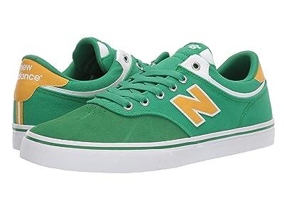 New Balance Numeric NM255 (Green/Yellow) Men