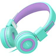 Elecder i37 Kids Headphones Children Girls Boys Teens Foldable Adjustable On Ear Headphones 3.5mm...