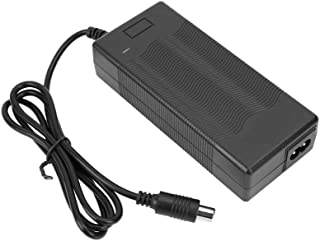 Keenso Electric Scooter Charger, 42V 2A Ersättnings Electric Scooter Charger Adapter Batteriladdare för Xiaomi(US(25A,220V·))