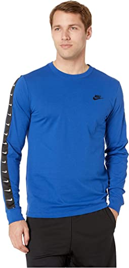 NSW Long Sleeve Swoosh 2 Tee