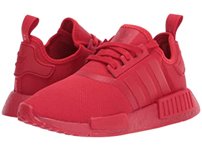 adidas Originals Kids NMD_R1 J (Big Kid) (Scarlet) Kids Shoes