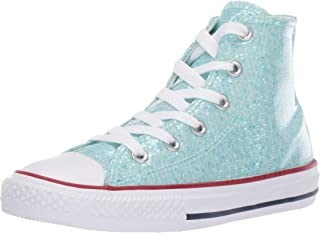 Converse Kids' Chuck Taylor All Star Sport Sparkle High Top Sneaker