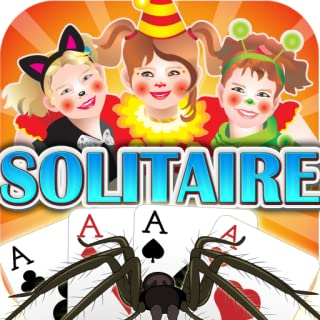 Spider Solitaire Circus Adventure Party Spider Solitaire Ffree Games for Kindle Premium Easy Classic Spider Solitaire Free Game Tablets Mobile Kindle Fire Offline Cards Games Free