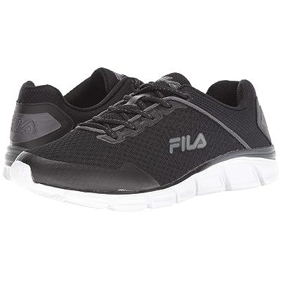 Fila Memory Countdown 5 Running (Black/Castlerock/White) Men