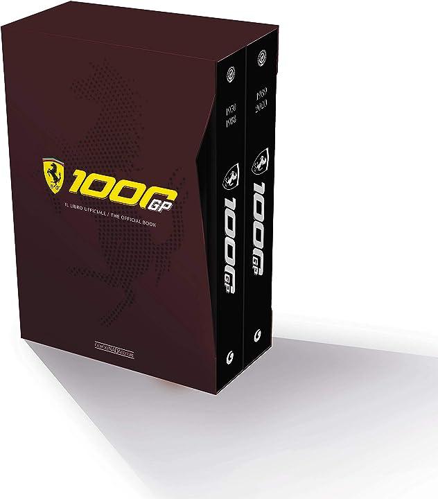 Ferrari 1000 gp. il libro ufficiale. ediz .italiana e inglese (inglese) copertina rigida 978-8879118231