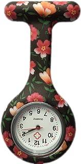 Boolavard ® TM Multi couleurs infirmière Fob de broche montre de tunique