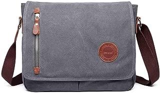 Neumora Casual Canvas Messenger Bag Crossbody Shoulder Bag Sling Bag for Men and Women