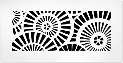 SABA Air Vent Cover Grille - Acrylic Plexiglass 6