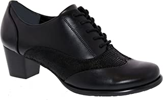 Ros Hommerson Annie Womens Casual Comfort Shoe Leather lace-up