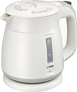 虎牌 保温瓶 电热水壶 800ml 白色 WAKUKO PCF-G080-W Tiger