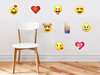 Best emoji decals for wall Reviews