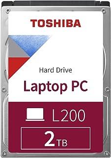 """Toshiba L200, 2.5"""" 2TB 5400rpm 9.5mm 128MB, HDWL120UZSVA"""