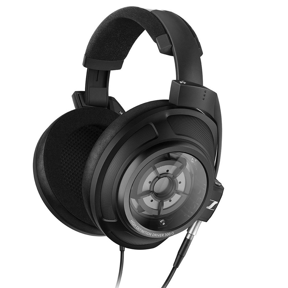 Sennheiser Over Ear Closed Back Headphones Black