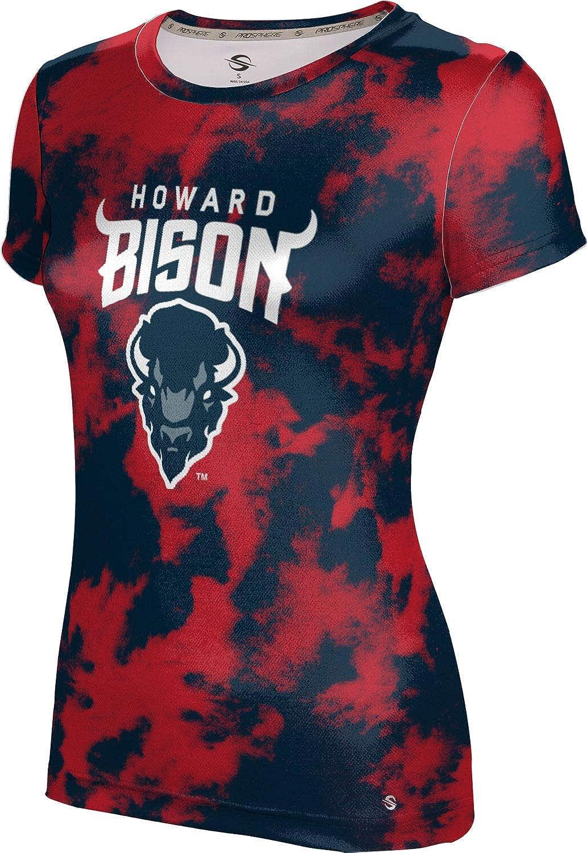 ProSphere Howard University Girls' Performance T-Shirt (Grunge)