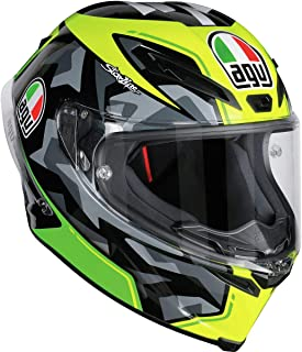 AGV Unisex-Adult Corsa R Helmet-Replica Espargaro 2016 (X-Small) (Multi