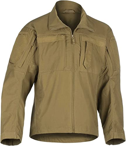 ClawGear Raider MK. IV Field Plaque Shirt Blouse Coyote