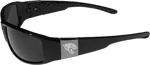 Siskiyou Jacksonville Jaguars Chrome Wrap Sunglasses
