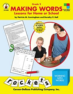 Making Words - Lessons for Home or School