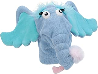 Manhattan Toy Dr. Seuss Horton Hand Puppet Plush Toy