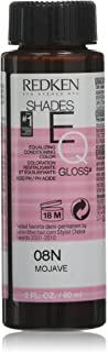 Redken Shades EQ Hair Color Gloss Hair Color 08N - Mojave for Women - 2 oz, 684.92 g
