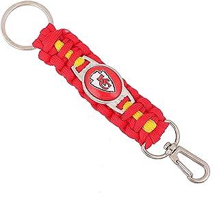 Model: PSGLS0457028 Red Pro Specialties Group NFL Kansas City Chiefs Unisex Kansas City Chiefs Keychain ZAMAC Chiefs KINGDOMkansas City Chiefs Keychain zamac Chiefs Kingdom Small