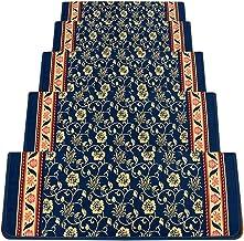 HAIPENG Rectangular Stair Treads Carpet Pads Anti Slip Mats Self Adhesive Step Rugs Ottomans Washable, Customized, 5 Sizes...