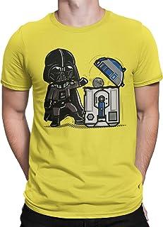 Camisetas La Colmena 209-Maglietta Robotictrashcan (Donnie)