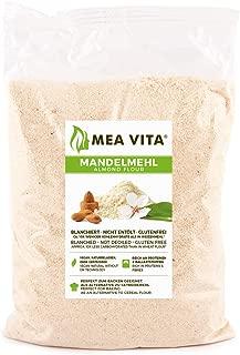 Meavita Harina De Almendras Natural, Blanqueada, 1 Paquete (