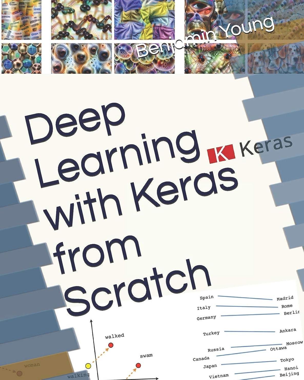 研究検索トーンDeep Learning with Keras from Scratch