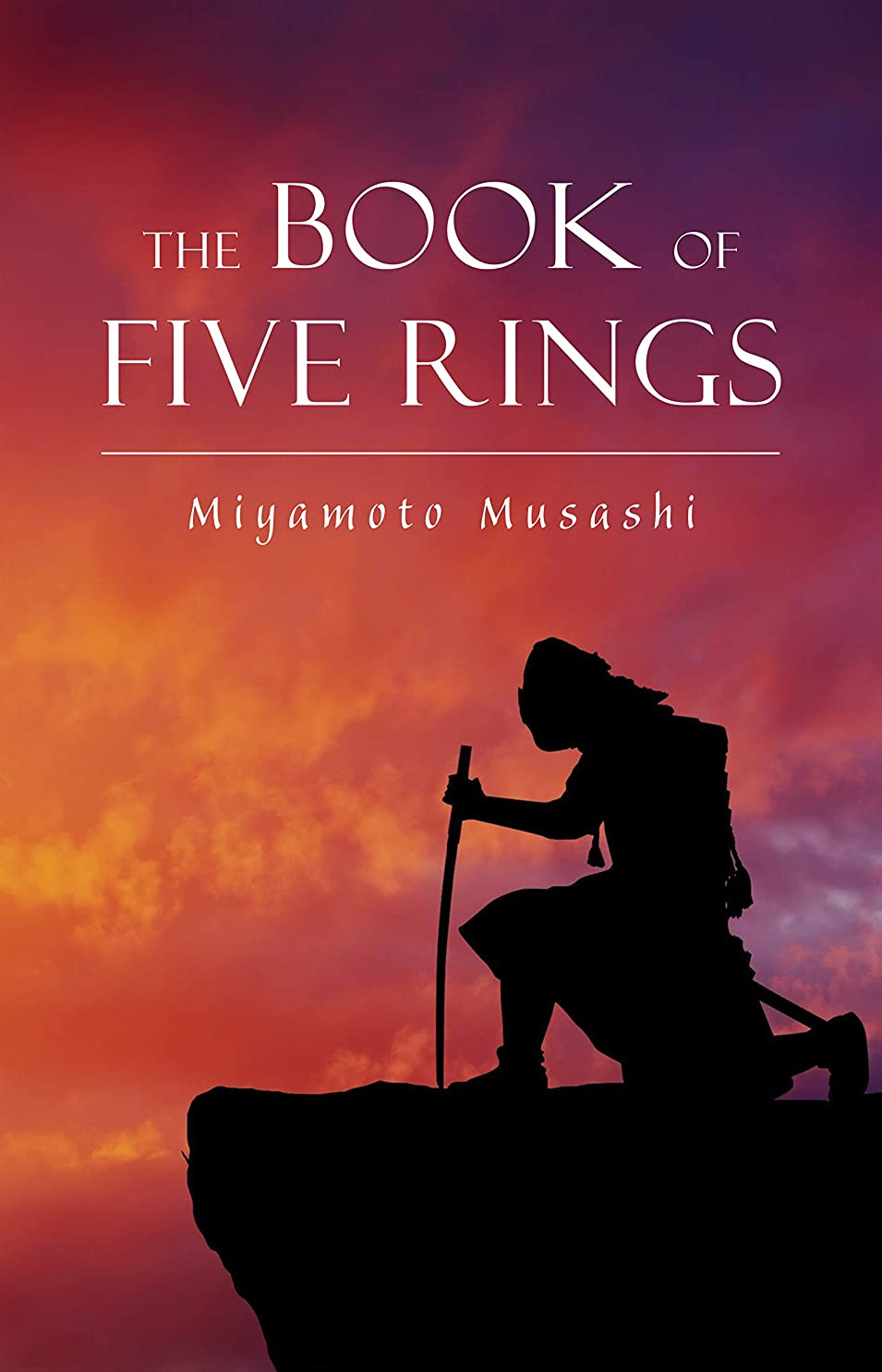 影響を受けやすいですコピー肺炎The Book of Five Rings (The Way of the Warrior Series) (English Edition)