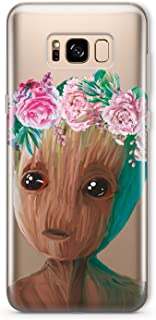 baby groot phone case samsung