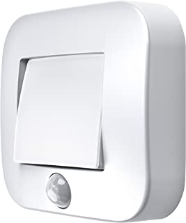 LEDVANCE Oprawa oświetleniowa zasilana z baterii LED: for ściana, NIGHTLUX® Hall / 0,25 W, 4.5 V, Zimna biel, 4000 K, mate...