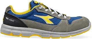 Utility Diadora - Chaussure de Travail Run II Text ESD Low S1P SRC ESD pour Homme et Femme (EU 42)