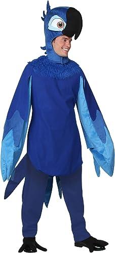 alta calidad Adult Rio azul Fancy dress dress dress costume Standard  grandes ofertas