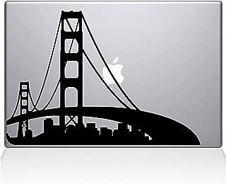 The Decal Guru San Francisco City Skyline Decal Vinyl Sticker, 13