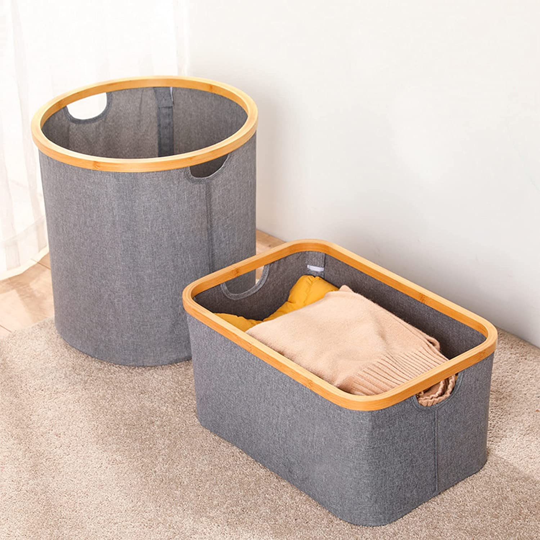 TRGCJGH 2021 model Laundry 25% OFF Basket Combination Large Foldable Stora Capacity