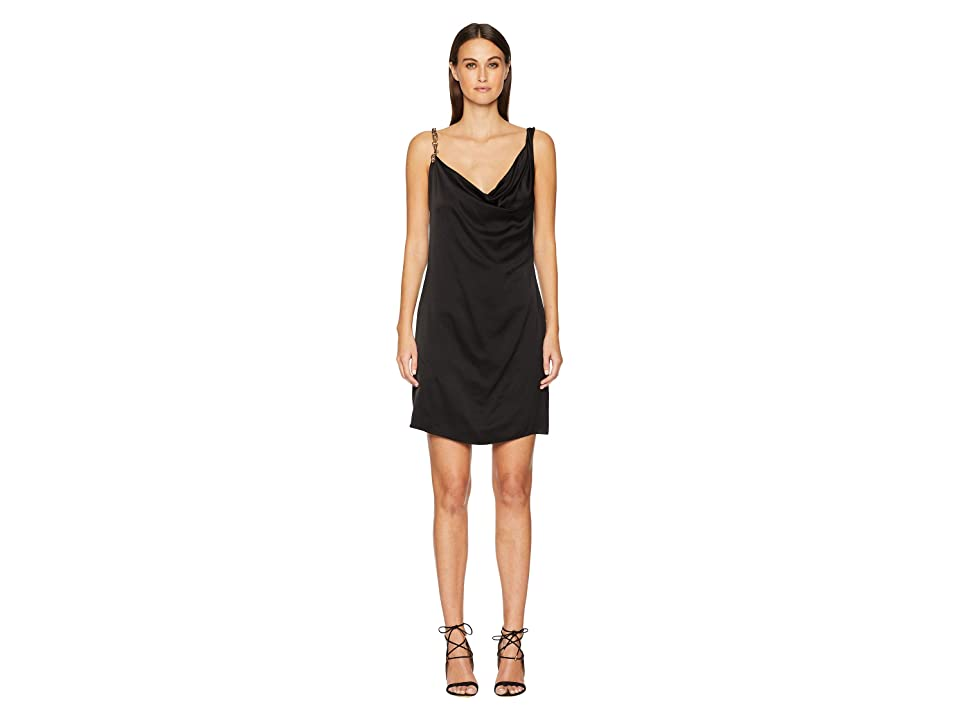 Versus Versace Abito Donna Tessuto Dress (Black) Women