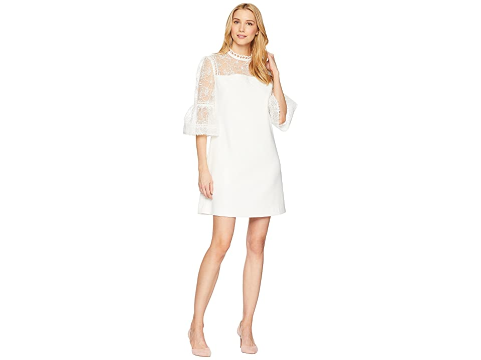 CATHERINE Catherine Malandrino Amelia Dress (Bright White) Women