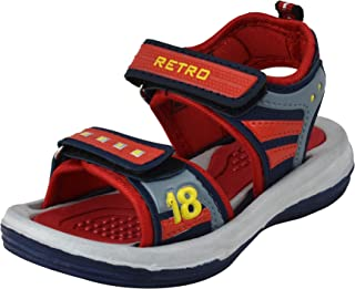 Kats Baby Boys Retro Sandals for 2-5 Year