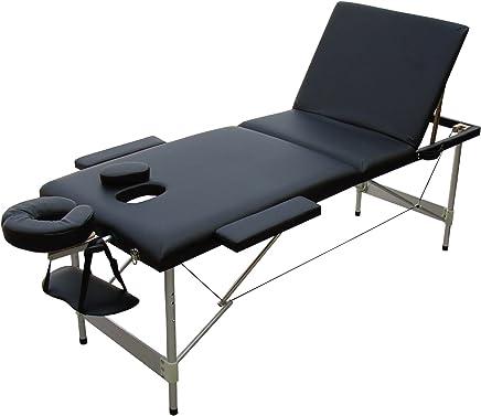 Fitness Et Musculation Table De Massage Violette N3p Pliante