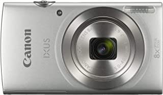 Canon IXUS 185 - 20 MP, Point & Shoot Camera, Silver