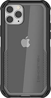 Ghostek Cloak Designed for iPhone 11 Pro Case Thin Clear Military Grade Phone Cases Slim Fit Shockproof Protective Bumper Cover with Anti-Slip Grip for 2019 Apple iPhone 11 Pro (5.8