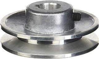Fartools 117240 riemschijf, aluminium, diameter 80 mm, boring 19 mm