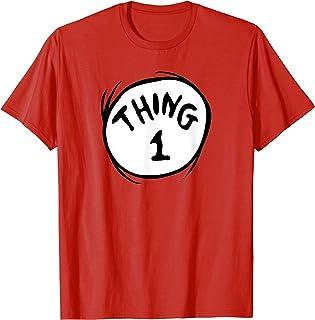 Thing 1 Emblem RED T-shirt T-Shirt