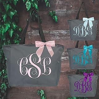 a2f04e44237d Amazon.com  Grey - Totes   Handbags   Shoulder Bags  Handmade Products