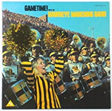 Gametime! With the Hawkeye Marching Band