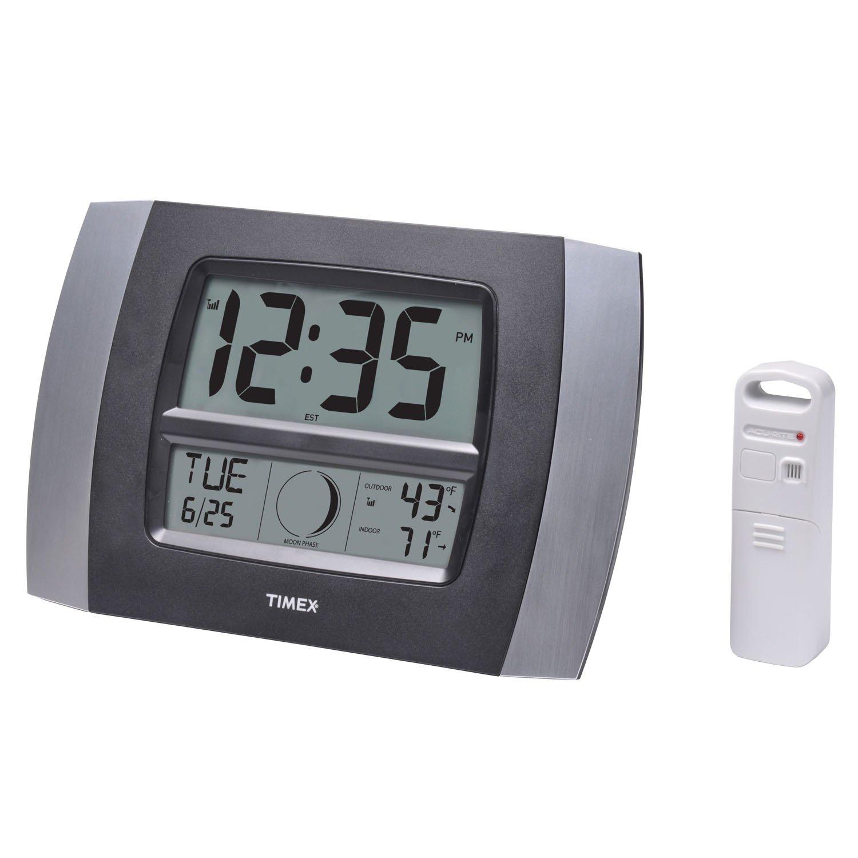 Timex 75331T Digital Temperature Calendar