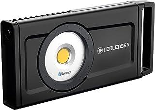 Ledlenser iF8R 4500 lumen rechargeable floodlight work light with magnetic base